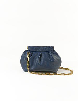 Mini Coco bleu grainé