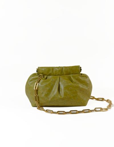 Sac Mini Coco vert | Atelier Farny