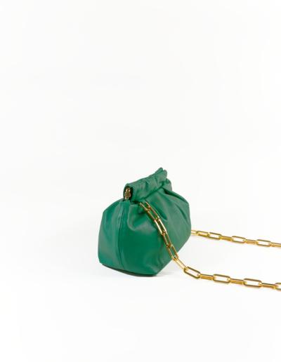Sac Mini Coco vert peps   Atelier Farny