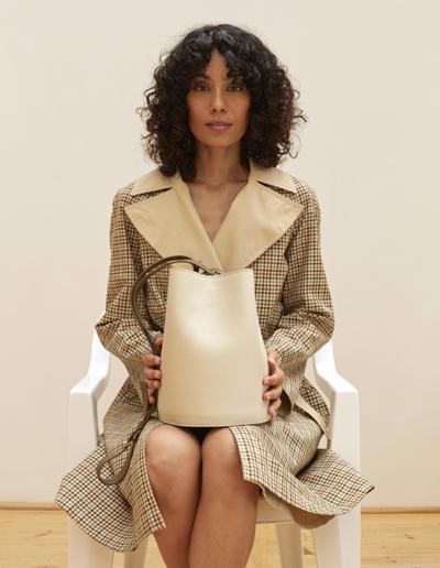 Sac Bosley ivoire | Atelier Farny